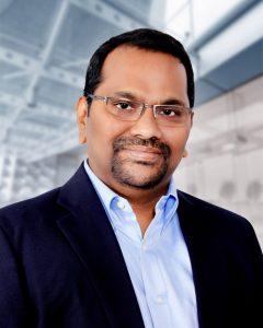 Madhu Seri, Vice President, India Operations