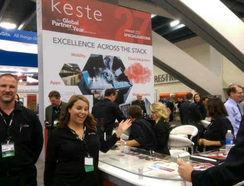 Visit Keste at Oracle OpenWorld 2014
