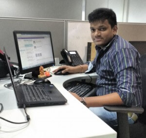 Keste is a Thought Leader with Application Development