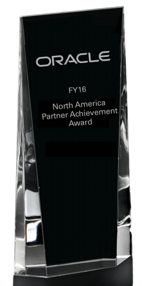 partner achievement award