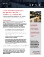 Automated Conveyor case study SFDC thumbnail
