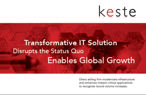 Transformative IT snapshot