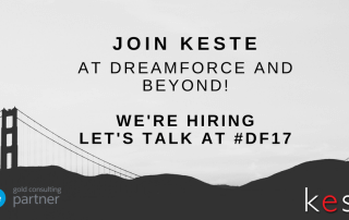 You know Salesforce? We're hiring.