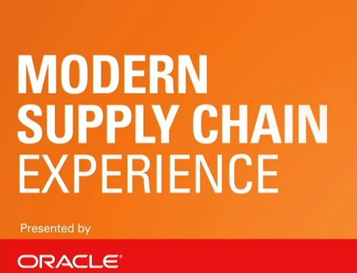 Oracle Modern Supply Chain Experience 2018