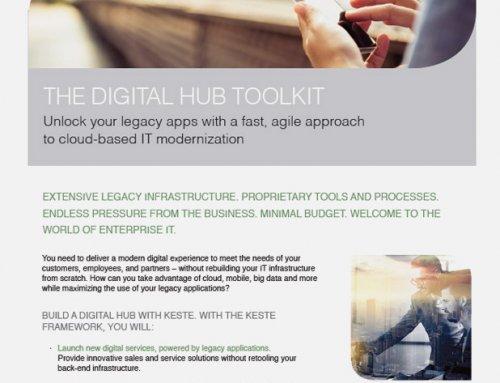The Digital Hub Toolkit