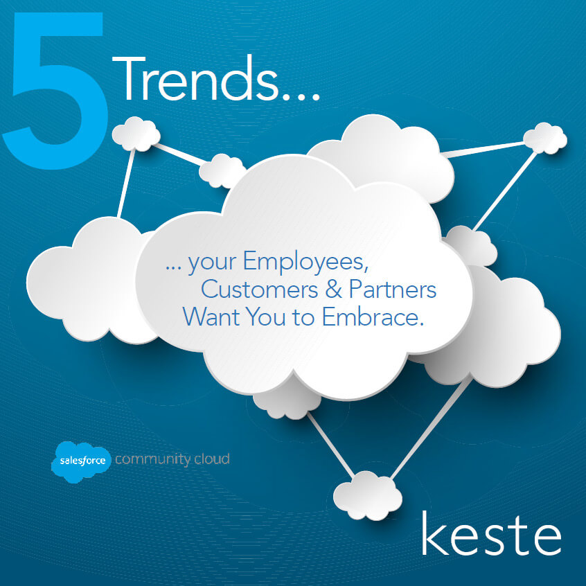 Keste eBook - 5 Trends Employees, Customers and Partners Want You to Embrace