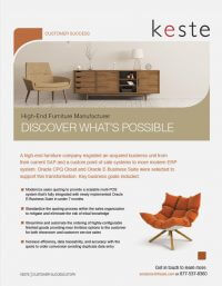 High-End Furniture Manufacturer: Discover what's possible