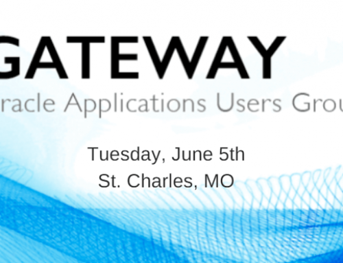 Gateway OAUG St. Louis Customer Experience Event