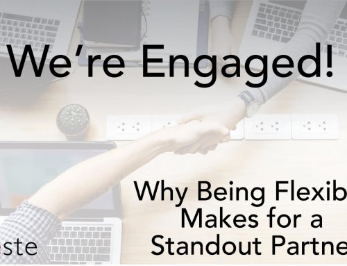 We're Engaged! Why Being Flexible Makes for a Standout Partner