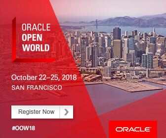 Oracle Open World 2018