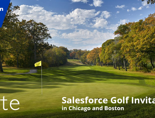 Keste supports Salesforce and the American Cancer Society