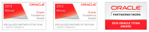 Oracle Specialized Partner of the Year