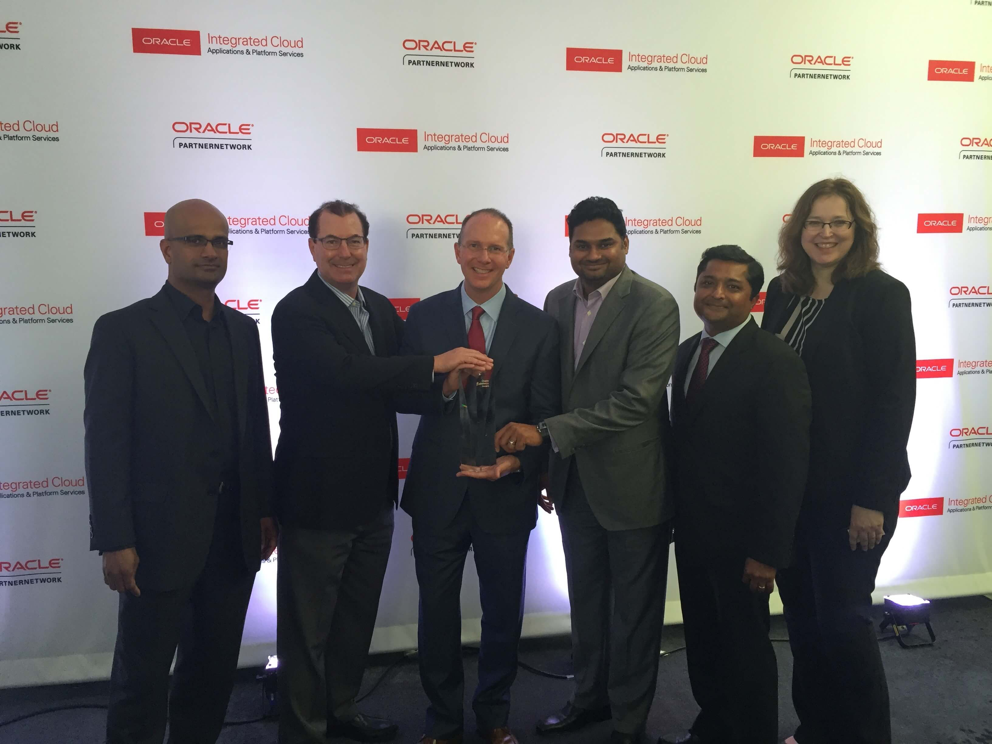 Keste Wins Oracle's Specialized Partner of the Year for CX Sales Cloud