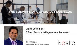 3 Great Reasons to Upgrade Your Database