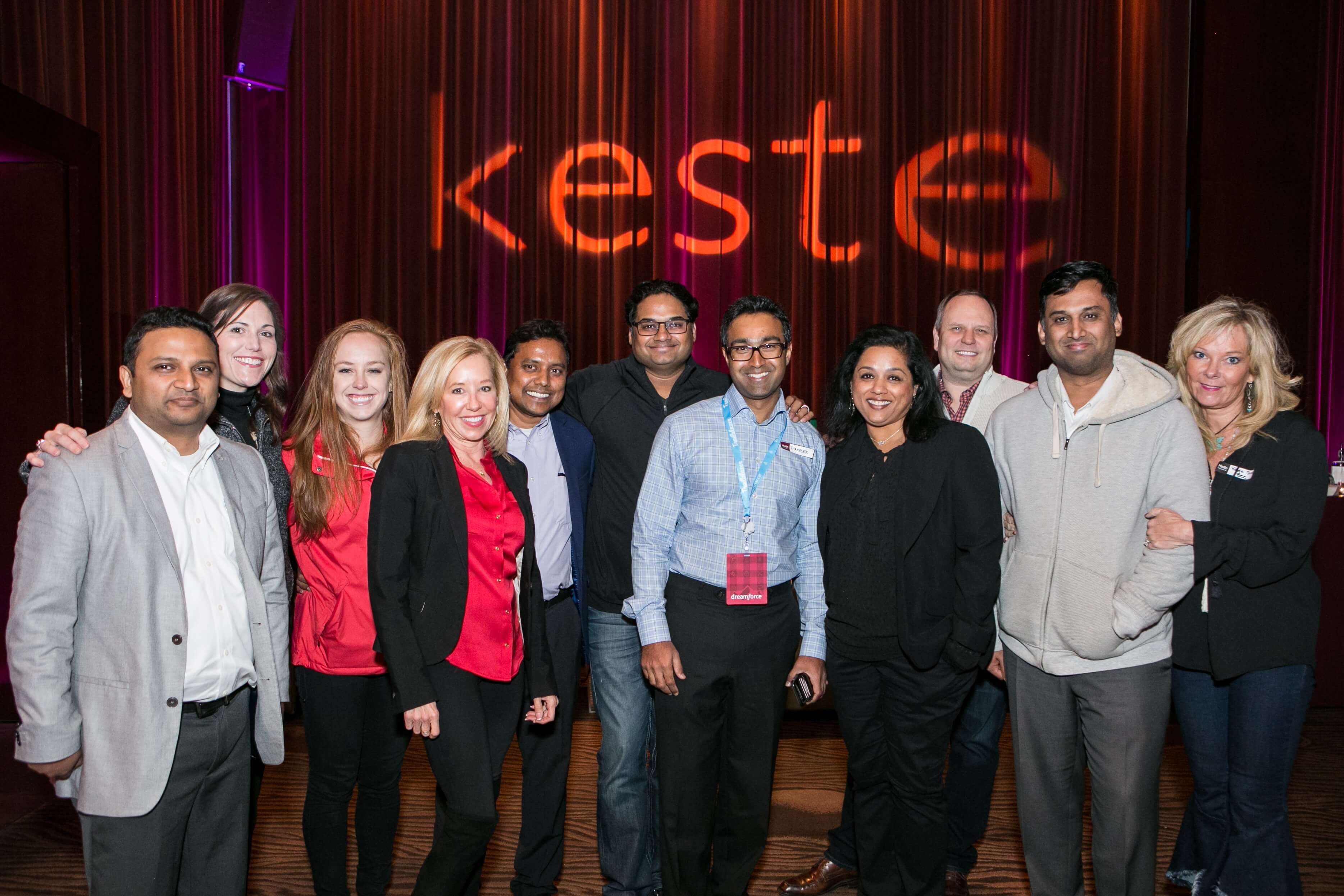 Keste's Top Moments from Dreamforce 2017