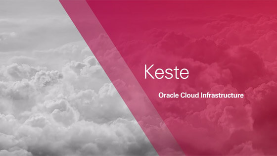 OCI Partners with Keste to Help Customers Innovate