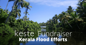 Keste Fundraiser for Kerala Flood