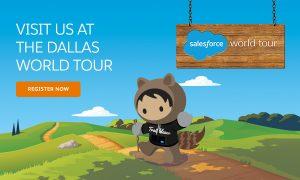 Salesforce World Tour Dallas