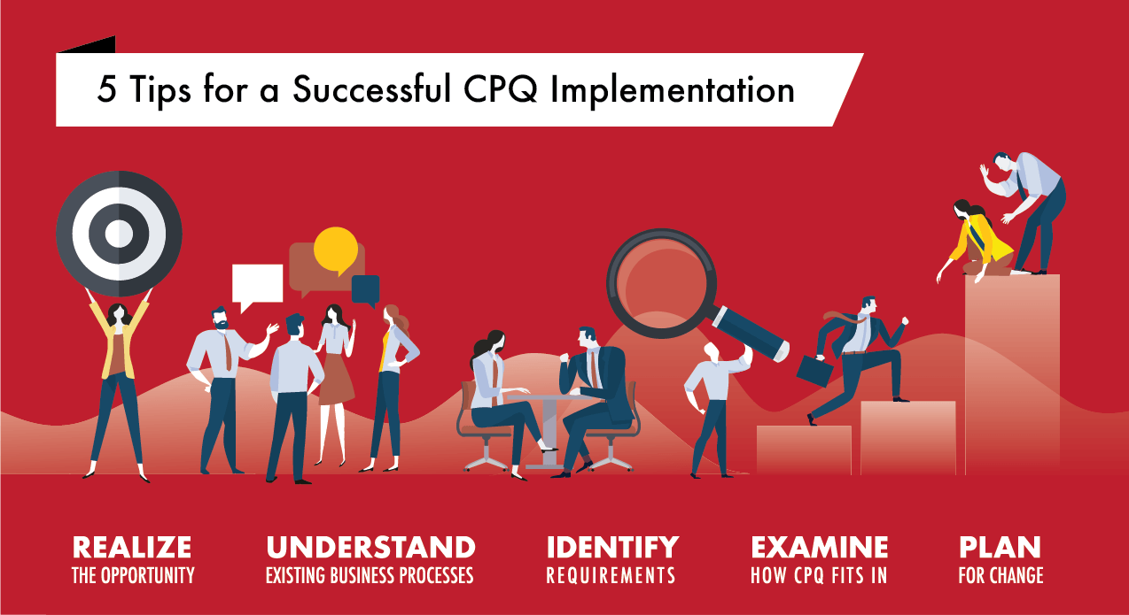 CPQ implementation tips
