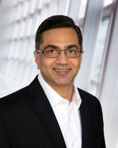 Raj Bathini, Vice President, Finance