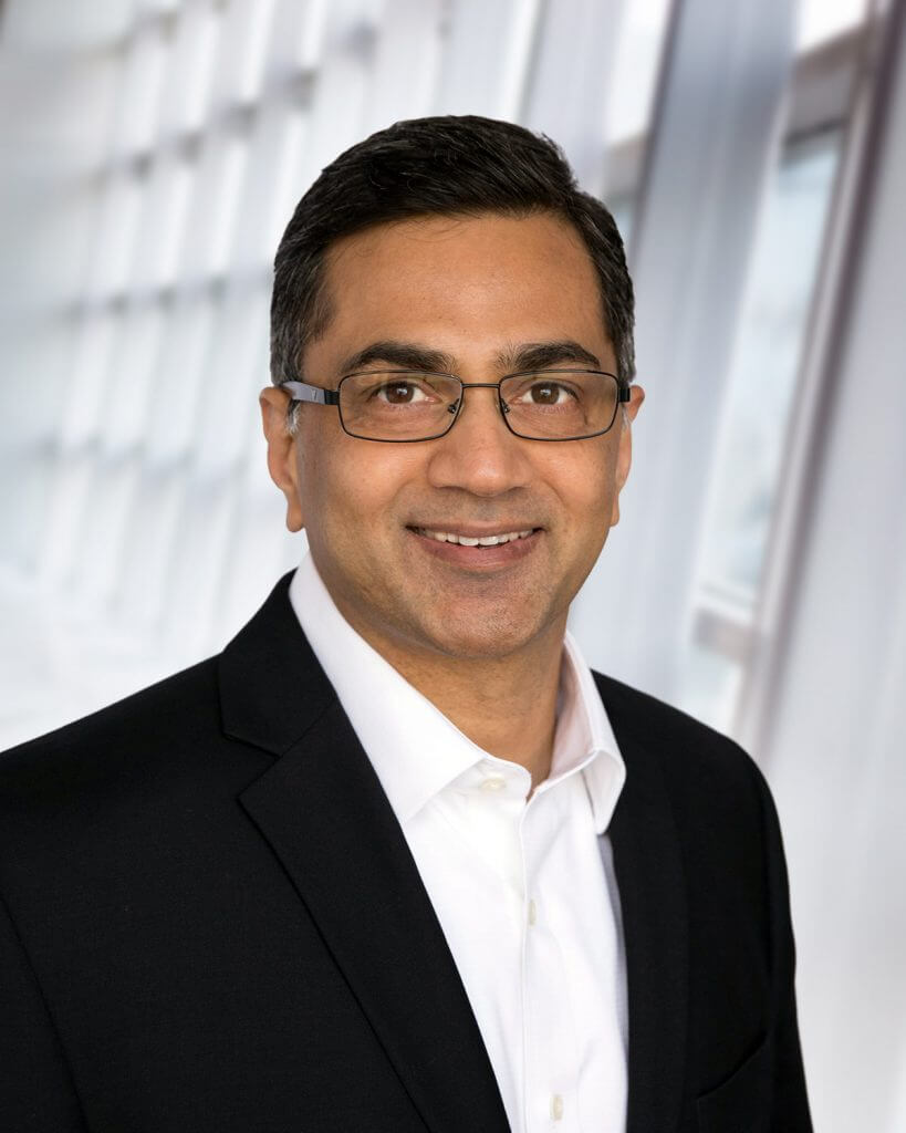 Raj Bathini, Vice President, Finance