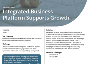 Oracle EBS Case Study