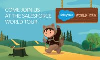 Salesforce World Tour Dallas