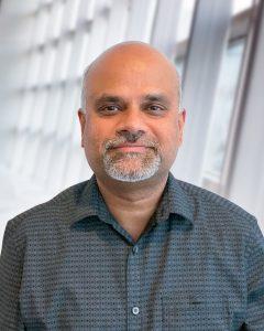 Rajesh Sankaran, Vice President, Technology
