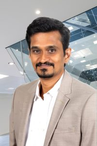 Kishore Sankaranarayanan is the Vice President of Technology and Heads Chennai Delivery centre