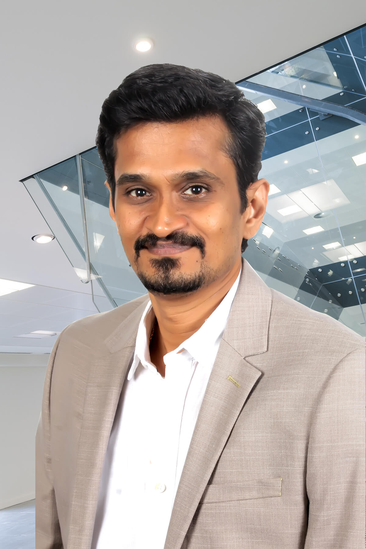 Madhu Seri, Vice President, India Operations