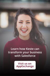 Keste Salesforce AppExchange